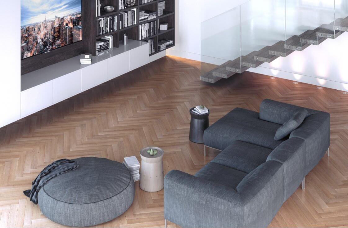 collezione spine | listone | pavimento parquet rovere