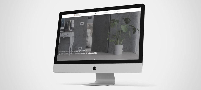Nuovo sito web | Roven Parquet | Produzione pavimenti in legno